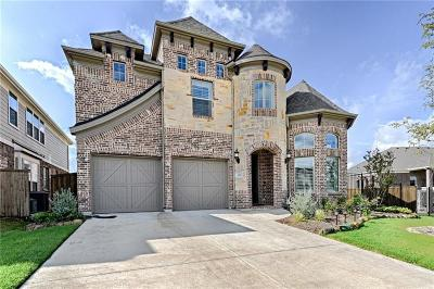 Mckinney Single Family Home For Sale: 7805 Chickasaw Trail