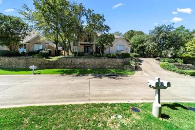 Denton County Single Family Home For Sale: 660 Chaparral Court