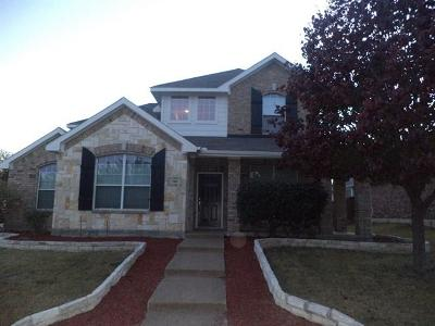 Garland Residential Lease For Lease: 1414 Sunscape Way