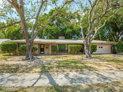 Irving Single Family Home For Sale: 747 Hartin Circle