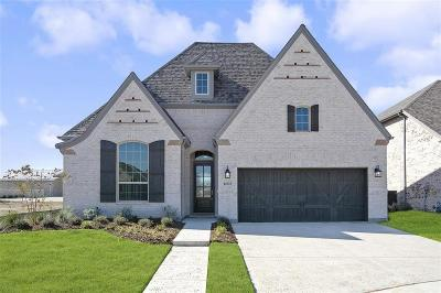 Denton County Single Family Home For Sale: 1605 Moss Trail Court