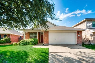 Forney Single Family Home For Sale: 1040 Grimes Drive
