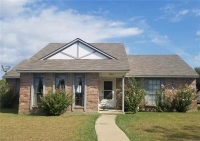 The Colony Single Family Home For Sale: 5633 Painter Street