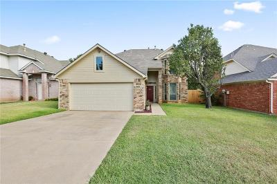 Grapevine Single Family Home For Sale: 1518 Dublin Circle