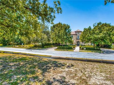 Highland Park TX Residential Lots & Land For Sale: $4,895,000