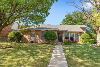 Desoto Single Family Home For Sale: 1049 Opal Drive