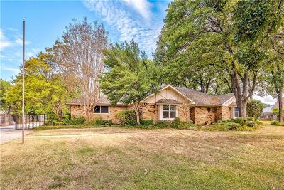 Arlington Single Family Home For Sale: 3313 Redstone Drive