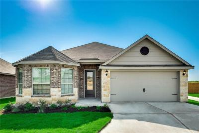 Crowley Single Family Home For Sale: 1712 Blue Water Court