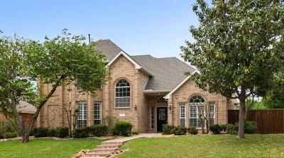 McKinney Single Family Home For Sale: 100 Peregrine Drive