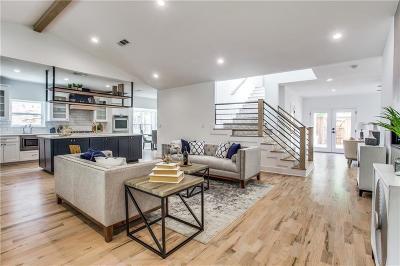 Dallas Single Family Home For Sale: 9629 Brentgate Drive
