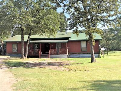 Athens Single Family Home For Sale: 7450 Private Road 7704