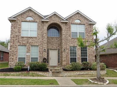 McKinney Single Family Home For Sale: 7809 Laughing Waters Trail