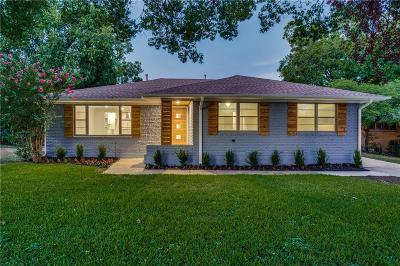 Single Family Home For Sale: 6339 Saratoga Circle