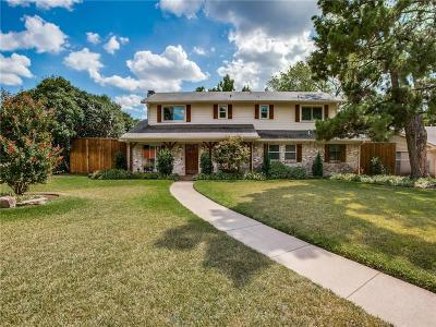 Dallas Single Family Home For Sale: 3972 Candlenut Lane