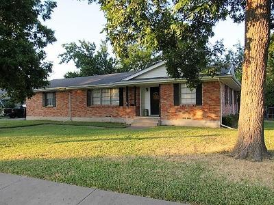 Forney TX Single Family Home For Sale: $199,900