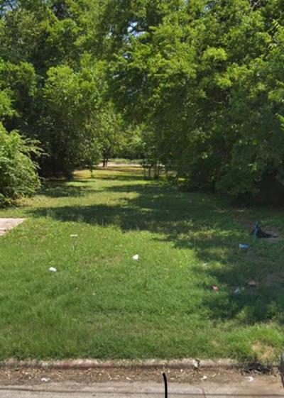 Dallas County Residential Lots & Land For Sale: 6218 Canaan Street