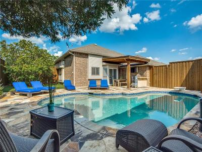 Denton County Single Family Home For Sale: 1 Kean Circle