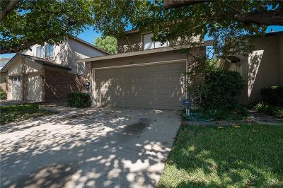 Garland Single Family Home For Sale: 2861 Ursa Circle