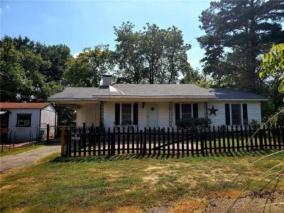 Canton Single Family Home For Sale: 22229 State Highway 64