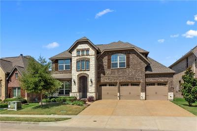 Forney TX Single Family Home For Sale: $344,900