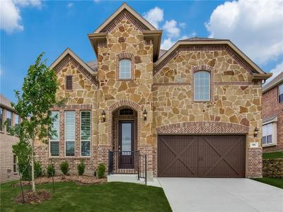 Denton County Single Family Home For Sale: 1711 Brookhollow Drive