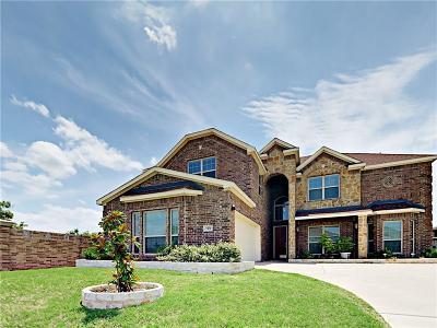 Grand Prairie Single Family Home For Sale: 7271 Cedro