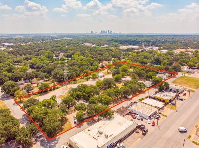 Tarrant County Residential Lots & Land For Sale: 2112 Layton Ave