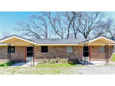 Stephenville Multi Family Home For Sale: 650 W Minnie Street