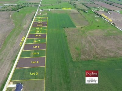 Denton County Residential Lots & Land For Sale: Lot 9 Cr 200
