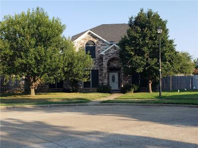 Rowlett Single Family Home For Sale: 6613 Ruth Circle