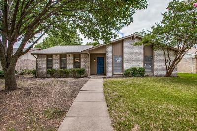 Garland Residential Lease For Lease: 3506 Post Oak Road