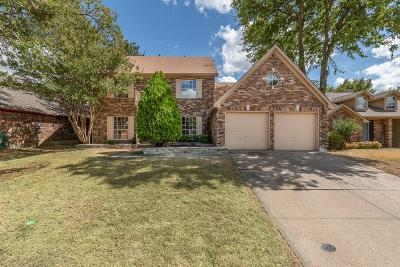Dallas Single Family Home For Sale: 8332 High Brush Drive