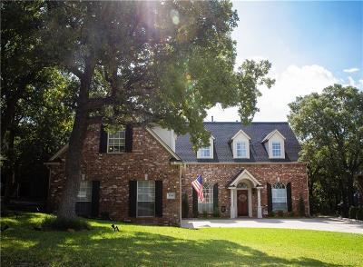 Denton Single Family Home For Sale: 1704 Lynhurst Lane