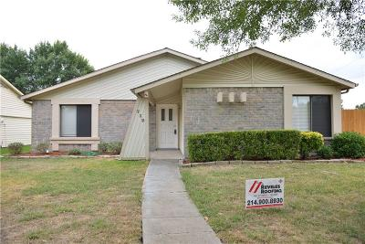 Plano Single Family Home For Sale: 712 Tumbleweed Drive