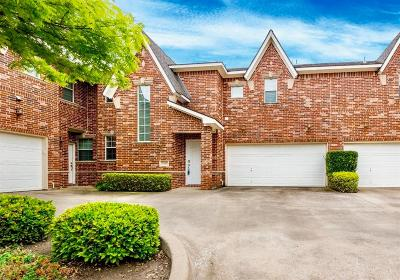 Allen TX Townhouse For Sale: $225,000