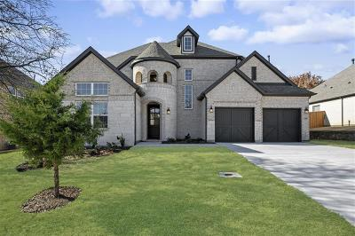 Flower Mound Single Family Home For Sale: 1709 Carter Circle