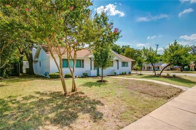 Irving Single Family Home For Sale: 600 Cambridge Drive