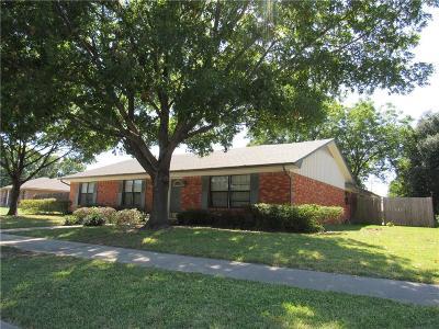 Denton Single Family Home For Sale: 1107 Thomas Street