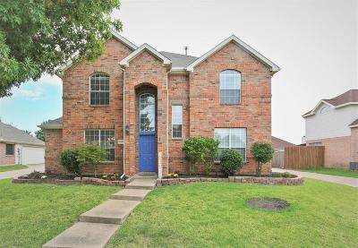 Sachse Single Family Home For Sale: 1310 Westgate Drive