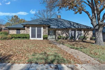 Richardson Single Family Home For Sale: 2407 Aspen Street