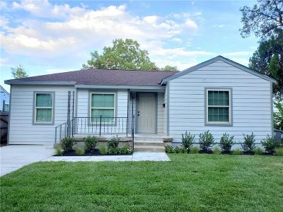 Dallas Single Family Home For Sale: 3114 S Ewing Avenue