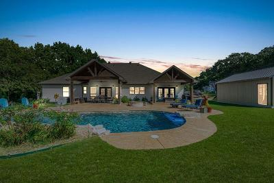 Cross Roads TX Single Family Home For Sale: $659,900