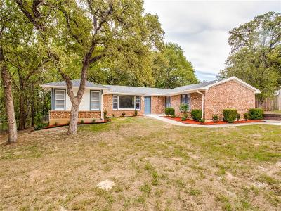 Parker County Single Family Home For Sale: 906 Red Bud Drive