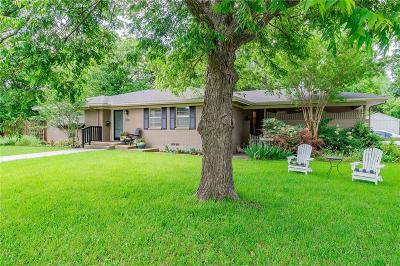 McKinney Single Family Home For Sale: 1727 Bonner Street