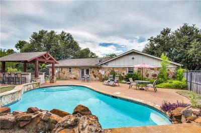 Fort Worth Single Family Home For Sale: 8701 Granite Court