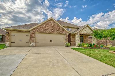 Little Elm TX Single Family Home For Sale: $299,900