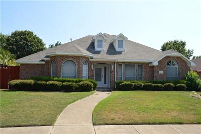 Rowlett Single Family Home For Sale: 2406 Lawton Lane
