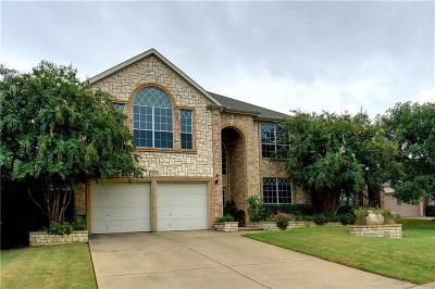Tarrant County Single Family Home For Sale: 1835 Hidden Brook Drive