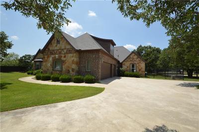 Weatherford Single Family Home For Sale: 114 B Oakwood Creek Lane