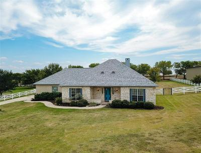 Tarrant County Single Family Home For Sale: 401 Lonesome Prairie Trail